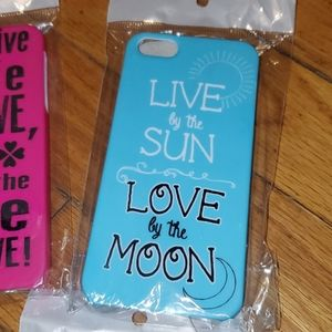 kristine Accessories - 5 NWT fun chic IPhone 5 case Kristine accessories